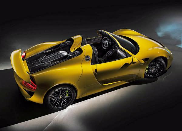 全新918 Spyder即將問世?PORSCHE:2025年之前不會