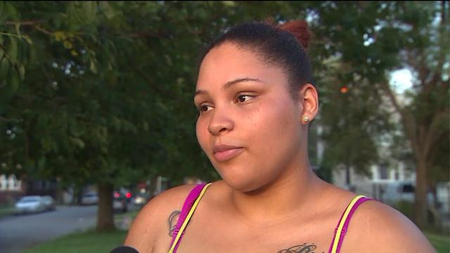 Woman speaks out after attack in bedroom