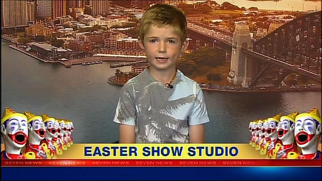 7 News live experience - March 30