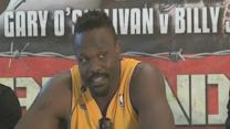 Chisora knows he needs a win