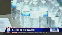 E. Coli Outbreak in Town`s Water Supply