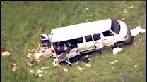 Fatal church van accident in southern Illinois