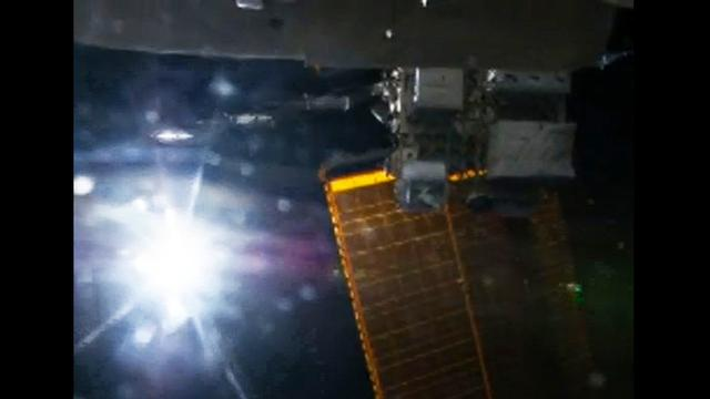 Astronaut releases first Vine video from space