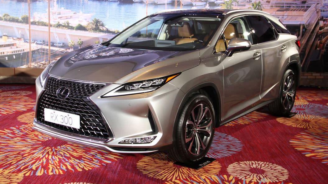 LSS+2.0更安全 導入6人座車型 Lexus RX小改款227萬起開創豪華新視野