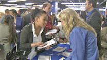 Thousands converge on OC Best Jobs expo