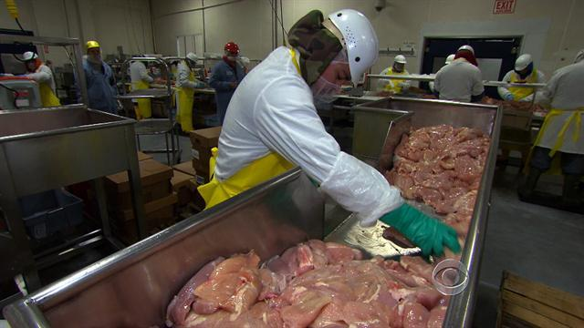 Sequester cuts could hurt food inspections