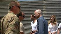 Raw: US Troops Celebrate July 4th at Bagram