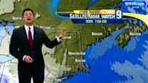 Monday morning forecast 03.18