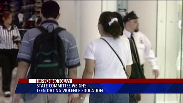 Should Kids Learn About Teen Dating Violence In School?
