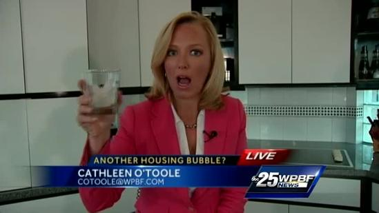 Another housing bubble? Realtor not fearful
