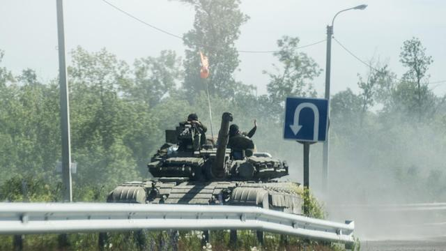 Ukraine: 1-week Cease-fire To Start By End Of Day