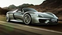 A Look at Porsche's 918 Spyder – Which Costs Nearly $1 million