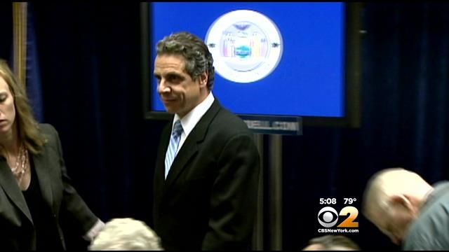 Investigation Could Spell Trouble For Governor Cuomo's Re-Election Bid