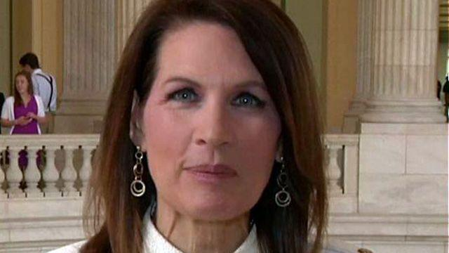 Bachmann: Tea Party more energized than 'ever' before