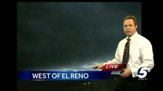 Rusty's 8:15 severe weather update