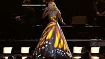 Carrie Underwood Grammy Dress: Designer Reveals Secrets