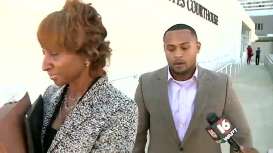 Former JPD officer leaves court after pleading guilty