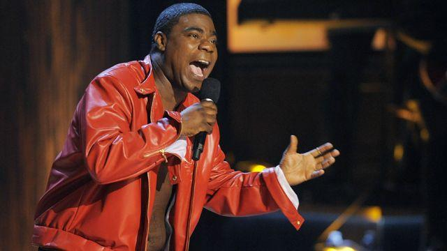 911 calls released in accident injuring Tracy Morgan