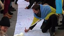 No let up in Ukraine protests over EU integration