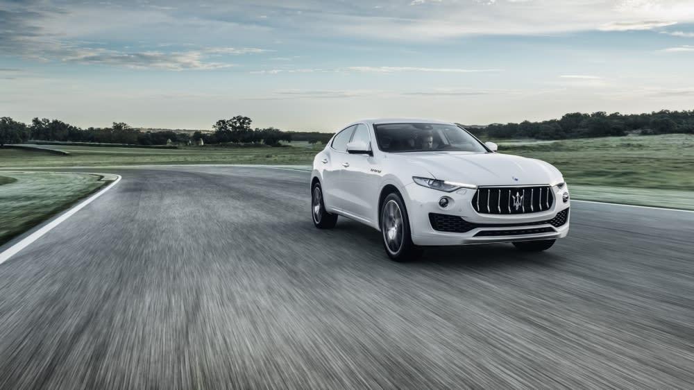 Maserati Levante 奢豪啟程