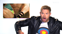 Guess Your Abs With 'Bullseye' Host Kellan Lutz