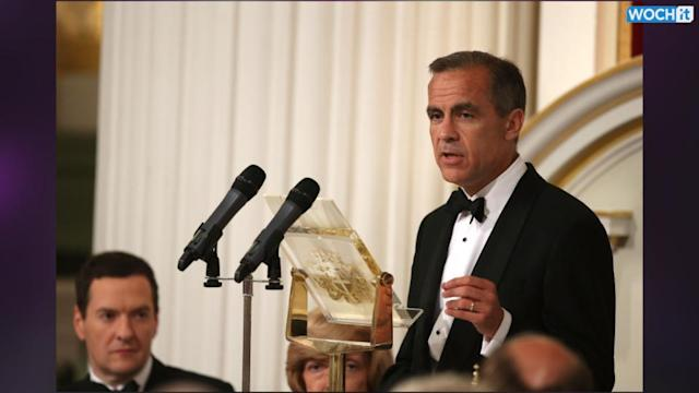 Bank Of England's Carney Says Rates Could Rise Sooner Than Expected