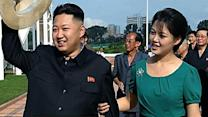 North Korea's First Lady steps out