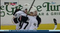 Hampus Lindholm gives the Ducks a 3-2 lead
