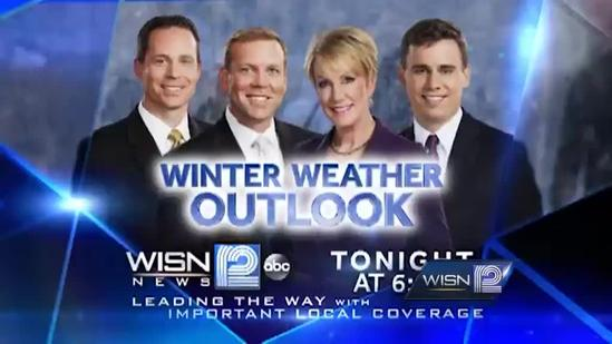 Tonight at 6: Winter weather outlook