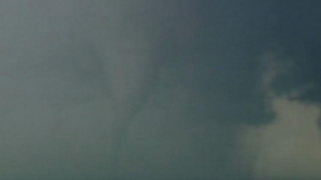 Funnel Cloud in Oklahoma City, OK