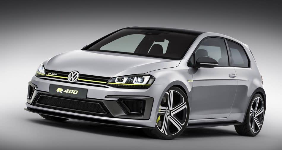 Volkswagen Golf 7.5代最後紀念,最強「R400」大眾鋼砲王將更名「R420」復活?
