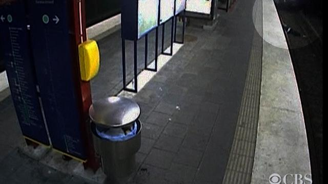 Man falls on train tracks, is mugged and run over