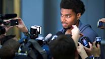 76ers' Andrew Bynum set for season-ending knee surgery