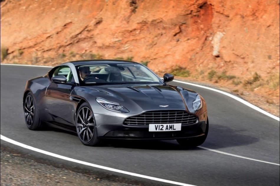一代龐德坐駕走入歷史!Aston Martin DB9正式離開生產線