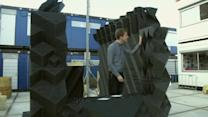 Dutch architects show off 3D house-building prowess