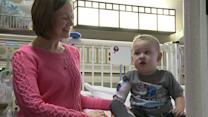 2-Year-Old Gets New Heart Just in Time