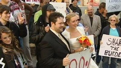 Occupy Wedding Day