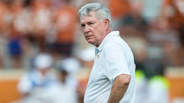 Mack Brown's last stand in Texas?