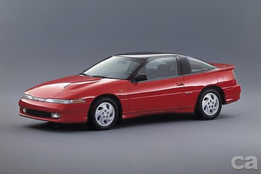 上個世紀90年代是個屬於跑車的年代,ECLIPSE便是誕生在這麼一個追求速度的時空當中。