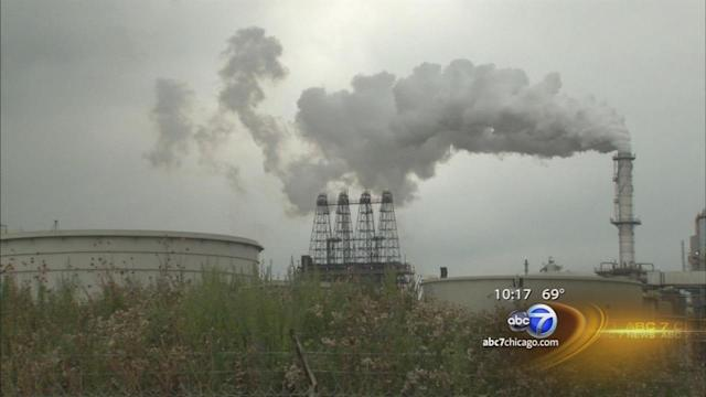 EPA records reveal oil refinery safety questions