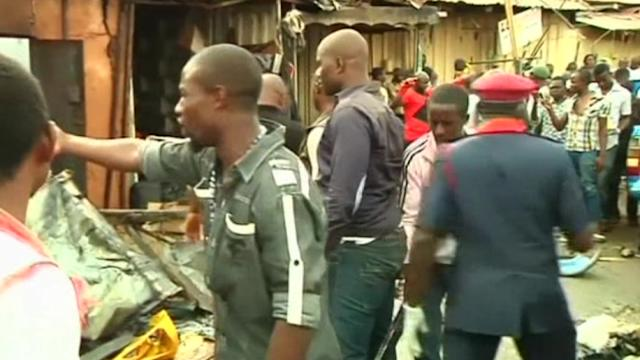 Death toll of Nigeria blasts passes 100