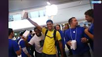 South America's First Apple Store Opens In Rio