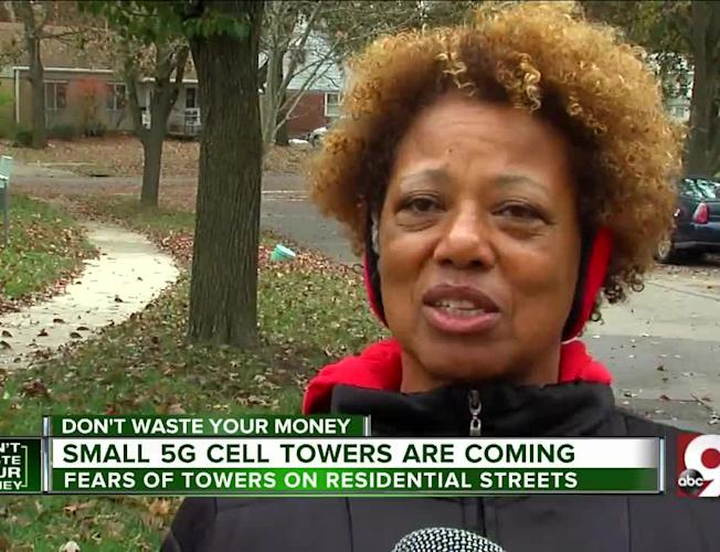 5G fears: Mini cell towers coming to Greater Cincinnati