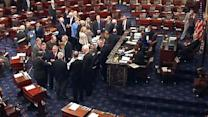 Senate passes measure to avoid 'fiscal cliff'