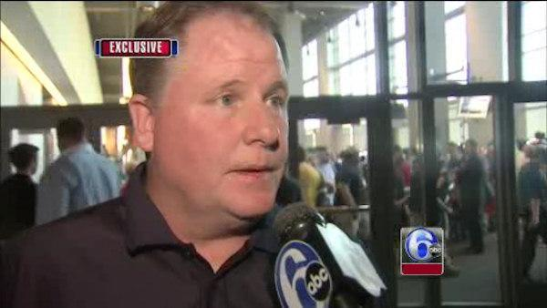 Exclusive: Chip Kelly interview before NFL Draft
