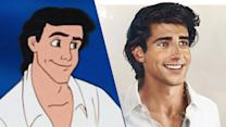 These Disney Princes Imagined In Real Life Are Stunning