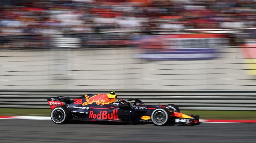 Verstappen接受中國GP跟Vettel的碰撞他要負全責