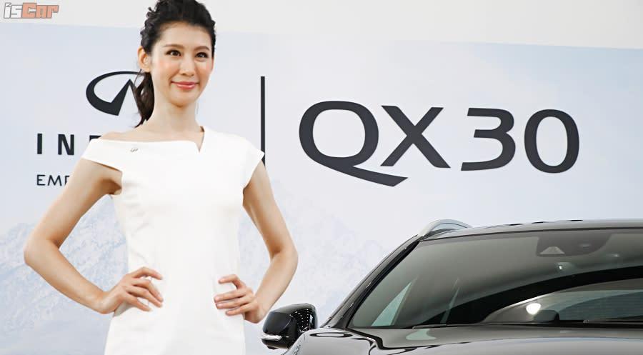 鐵定明年開賣!Infiniti QX30、QX50 休旅雙雄,車展預拍搶先登場!