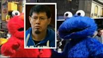 Man dressed as Cookie Monster arrested in NY