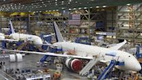 Boeing shares rise as contract vote looms